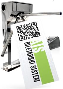 Biletarski sistem naplata karata kontrola pristupa