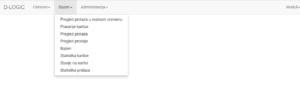Offline softver - naplata karata kontrola pristupa