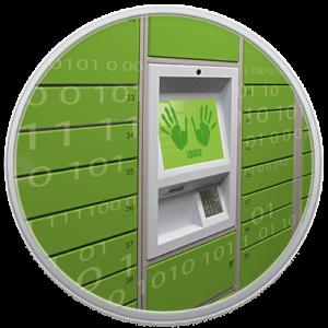 Garderobni sistem - Kontrola pristupa garderobnim ormarićima