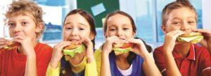 Kontrolisano izdavanje obroka u učeničkim menzama