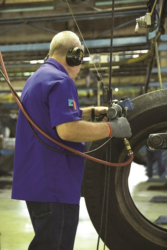 Primenjivost sistema u najrazličitijim granama industrijske proizvodnje - Evidencija rada na mašinama